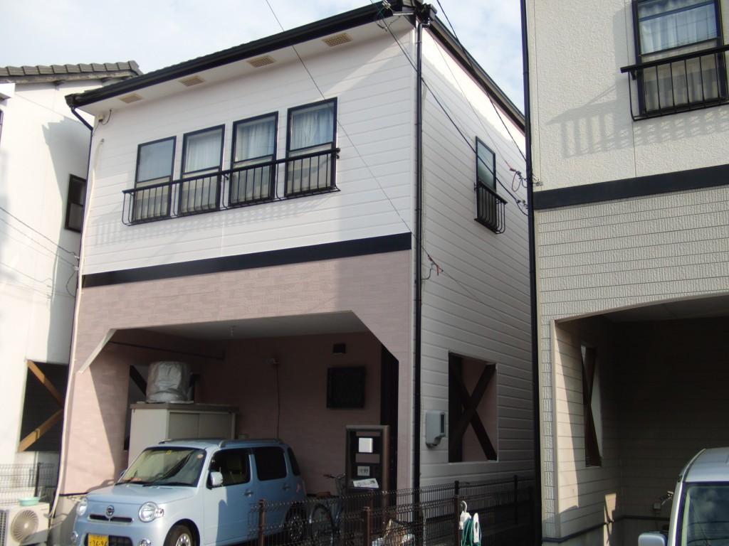 大治町 K様邸 外壁塗装