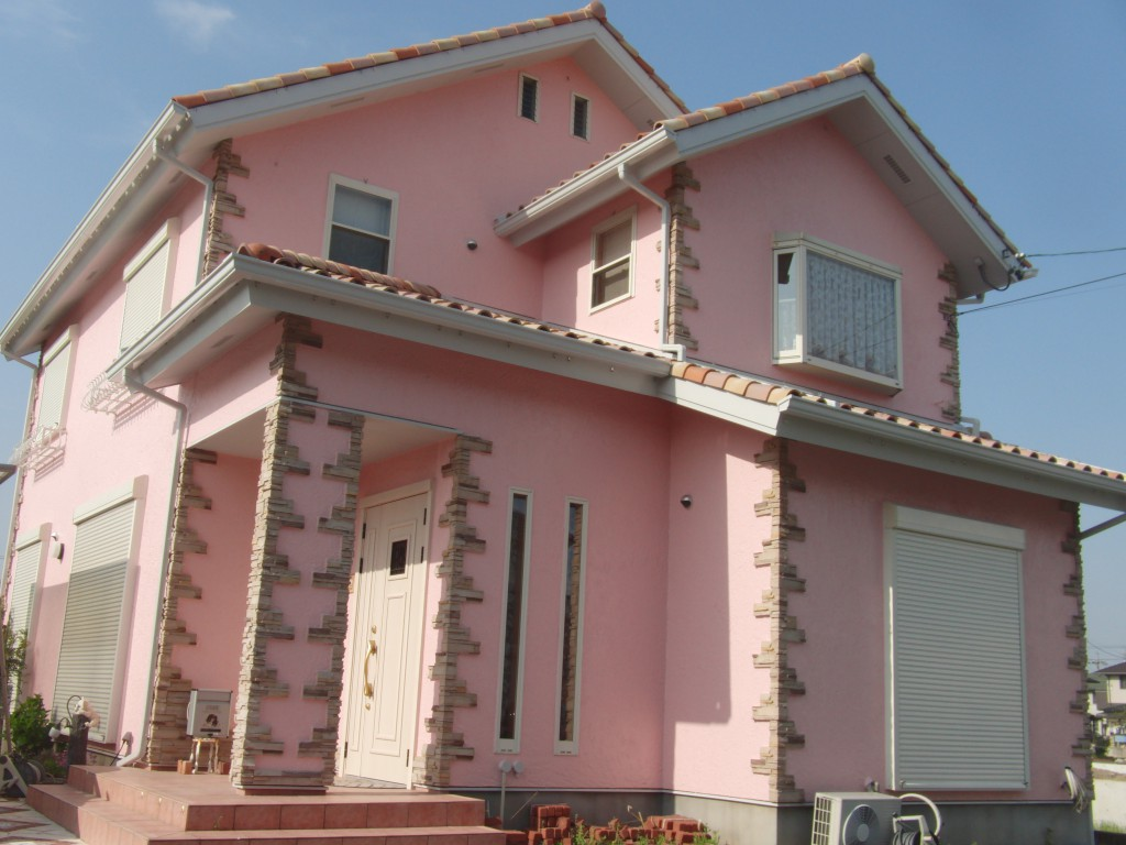 大治町 N様邸 外壁塗装