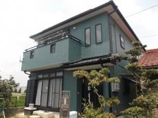 愛知県稲沢市H様邸、外壁塗装工事をご紹介させていただきます。築年数相当のサイディングの劣化が見えて...