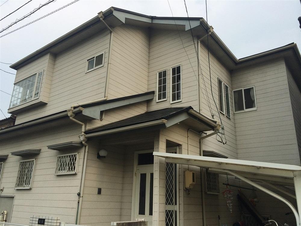 あま市 I様邸 外壁・屋根塗装