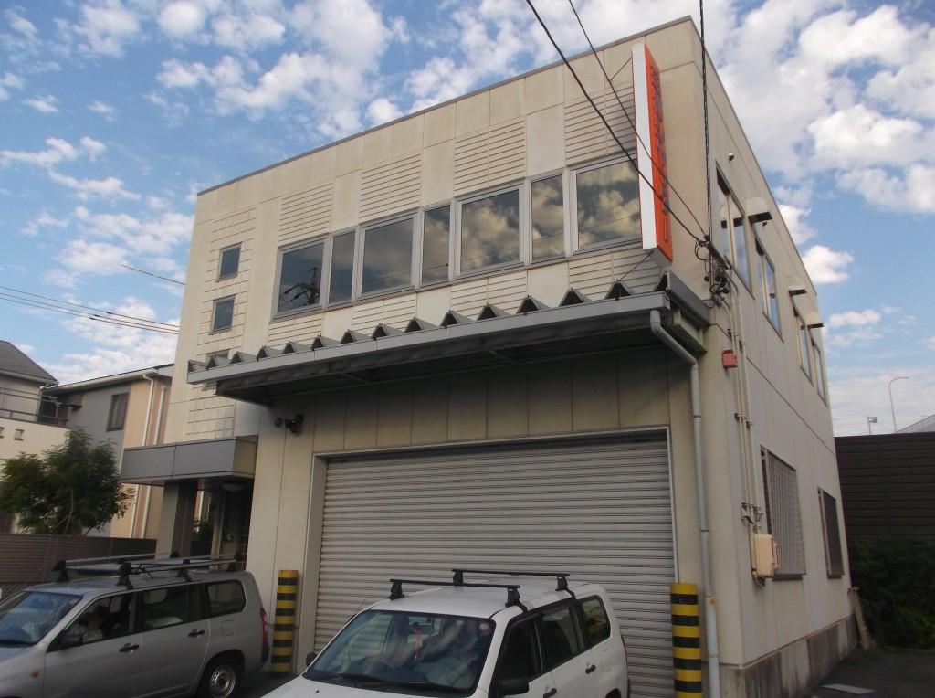 名古屋市中川区 HO東海様 事務所塗装