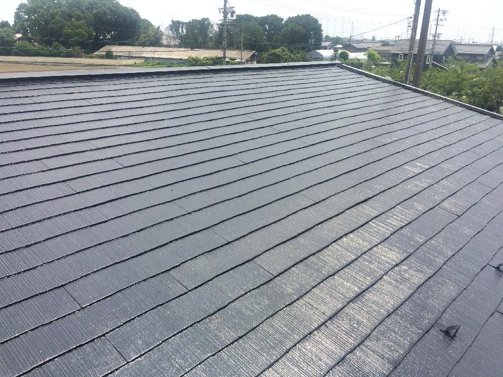 岐阜県安八郡 M様邸、屋根塗装工事をご紹介させていただきます。 お知り合いの方よりご紹介いただきま...