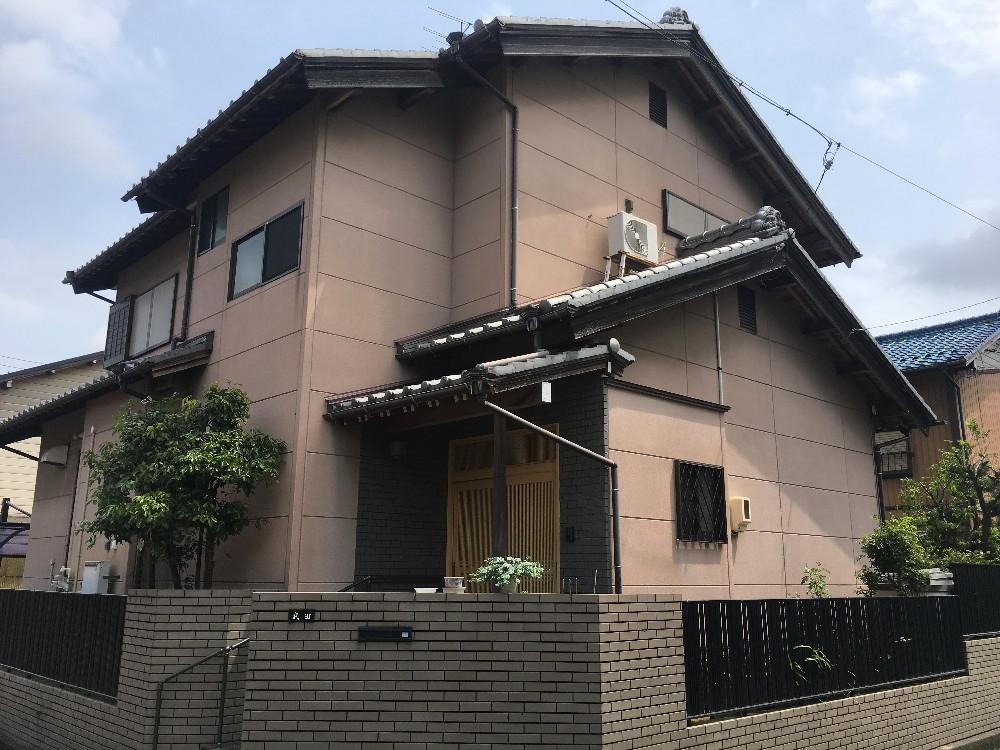 津島市 T様邸 外壁塗装