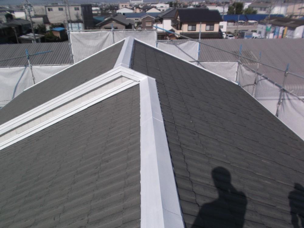 <p>屋根塗装前です。</p>