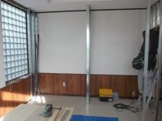 棚板塗装!!