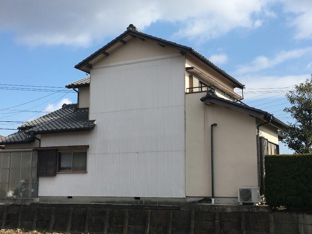 津島市 M様邸 外壁塗装