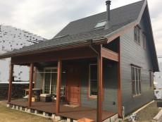 稲沢市 K様邸 外壁・屋根塗装工事をご紹介させていただきます。 築13年。メンテナンスの為、外壁屋...
