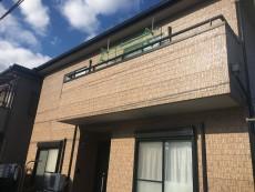 あま市 M様邸 外壁塗装 の外壁塗装、屋根塗り替え施工実績