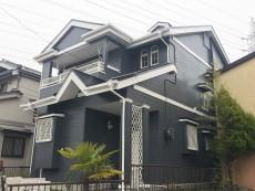 あま市 K様邸 外壁・屋根塗装 の外壁塗装、屋根塗り替え施工実績