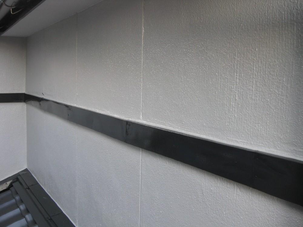<p>塗装工事完了です。</p>