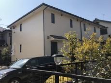 清須市 アパート 外壁・屋根塗装 の外壁塗装、屋根塗り替え施工実績