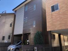 南区 W様邸 外壁・屋根塗装 の外壁塗装、屋根塗り替え施工実績