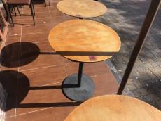 テーブル塗装!!