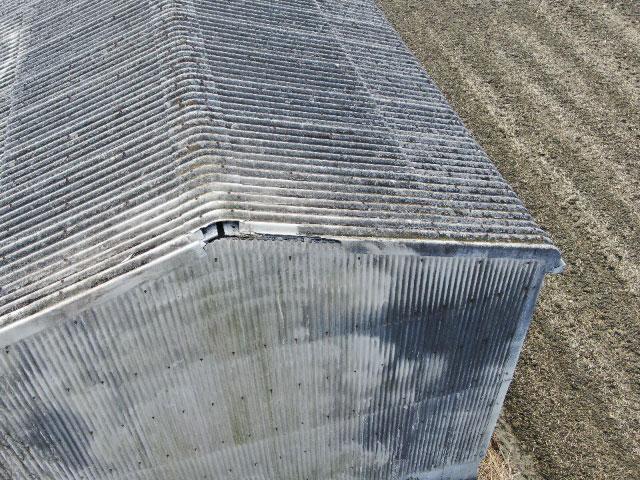 ドローン空撮による屋根点検