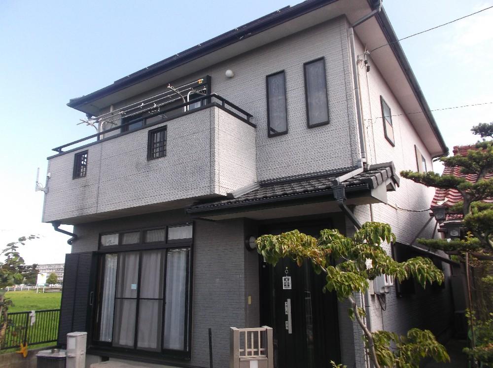 稲沢市 H様 外壁塗装