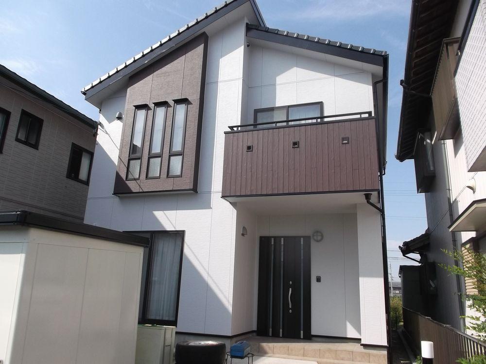 愛知県 知多郡武豊町 N様邸 外壁塗装