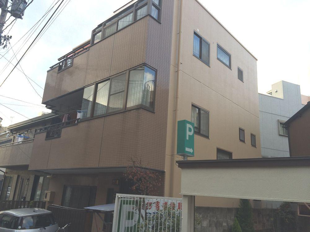 名古屋市瑞穂区 N様邸 外壁塗装・屋上ウレタン防水