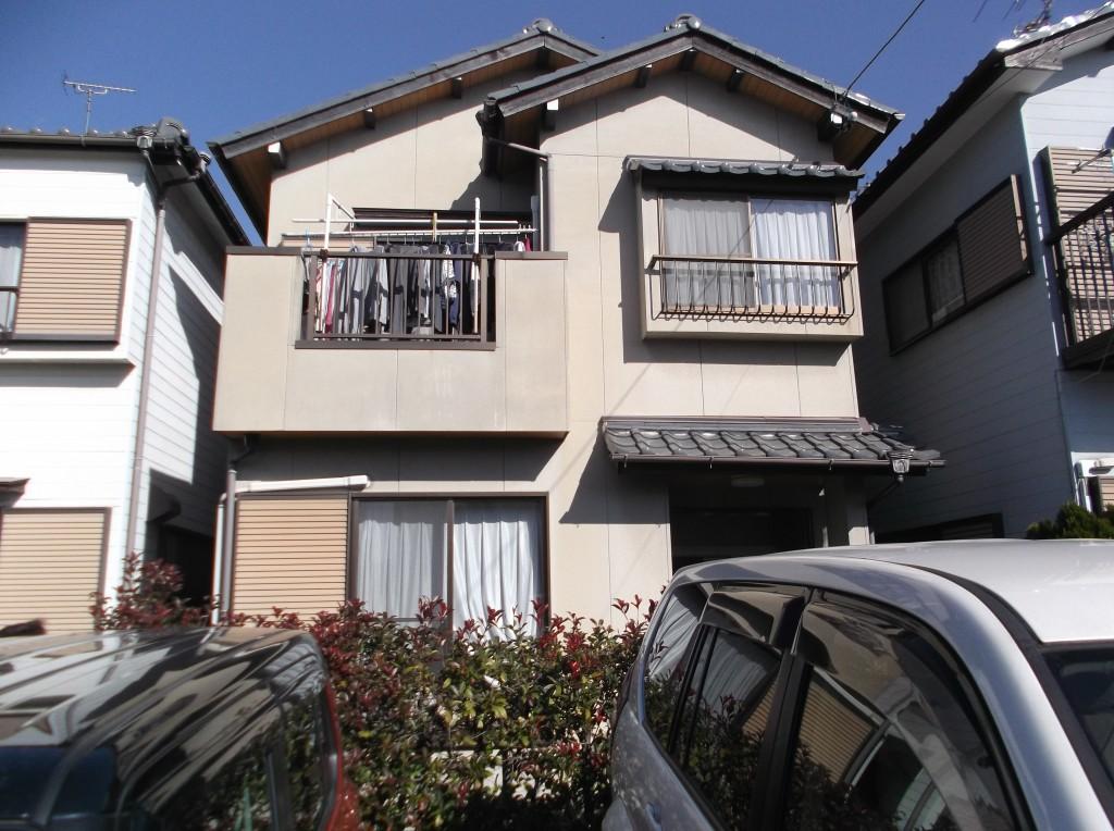 稲沢市 Y様邸 外壁塗装