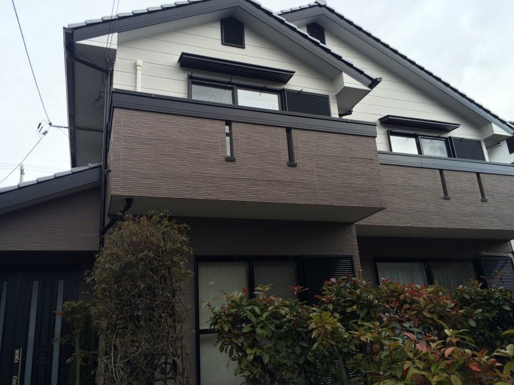 小牧市 M様邸 外壁塗装工事