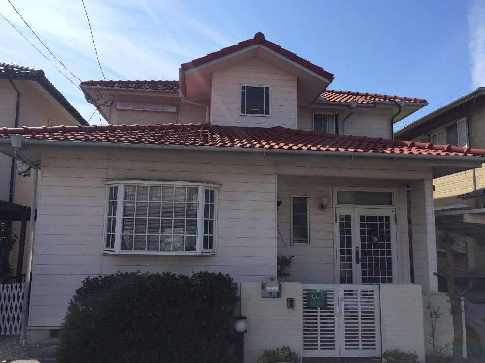 小牧市 K様邸 外壁・屋根塗装