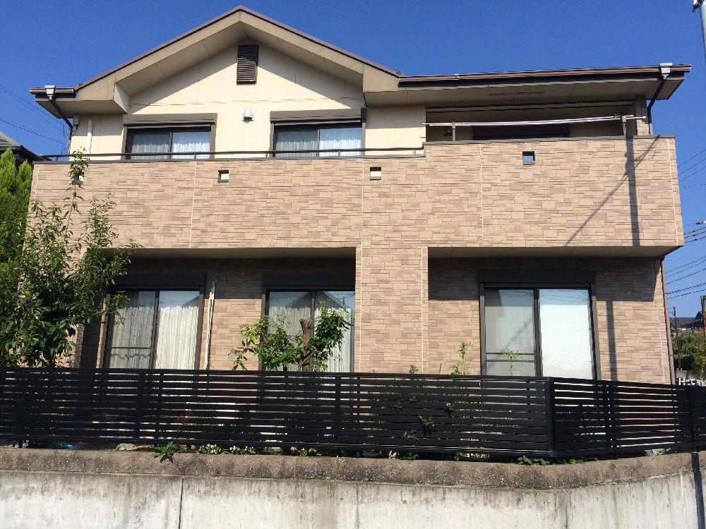緑区 T様邸 外壁・屋根塗装