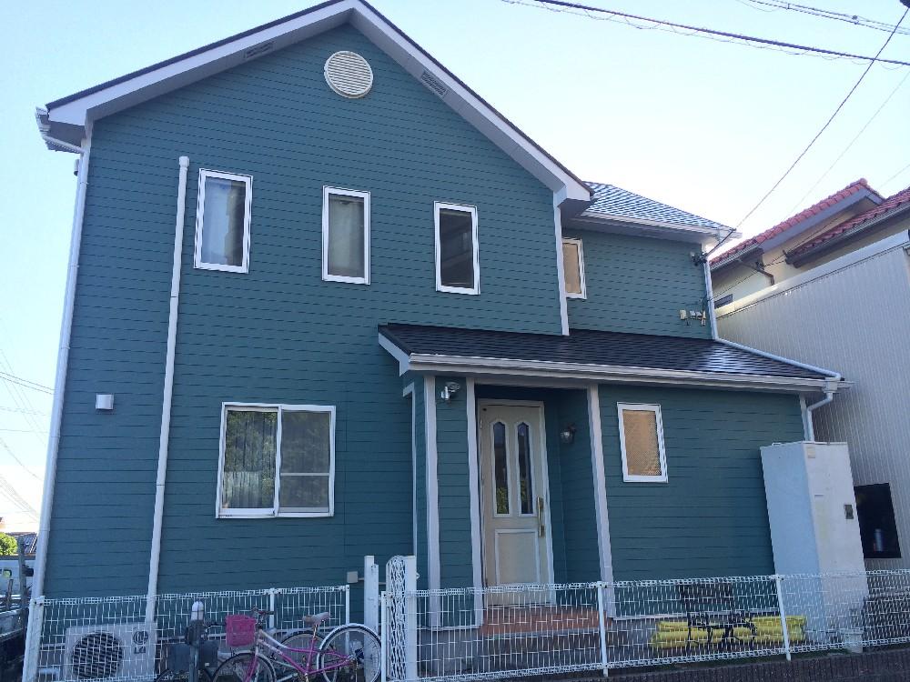 緑区 N様邸 外壁・屋根塗装