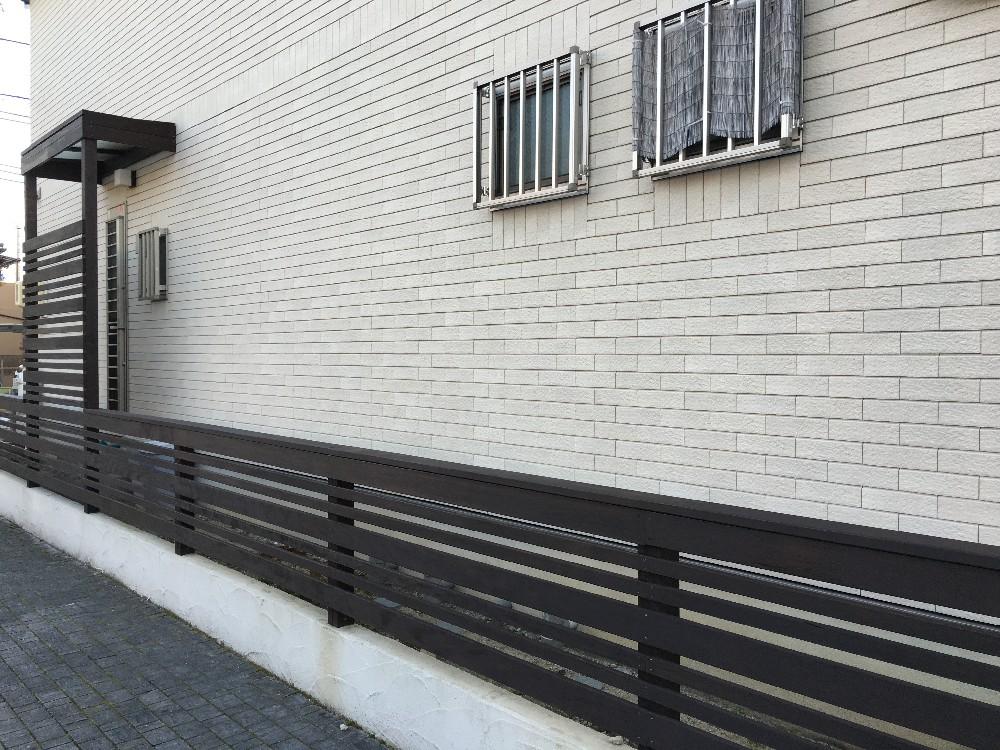 あま市 M様邸 木塗装・べランダ防水