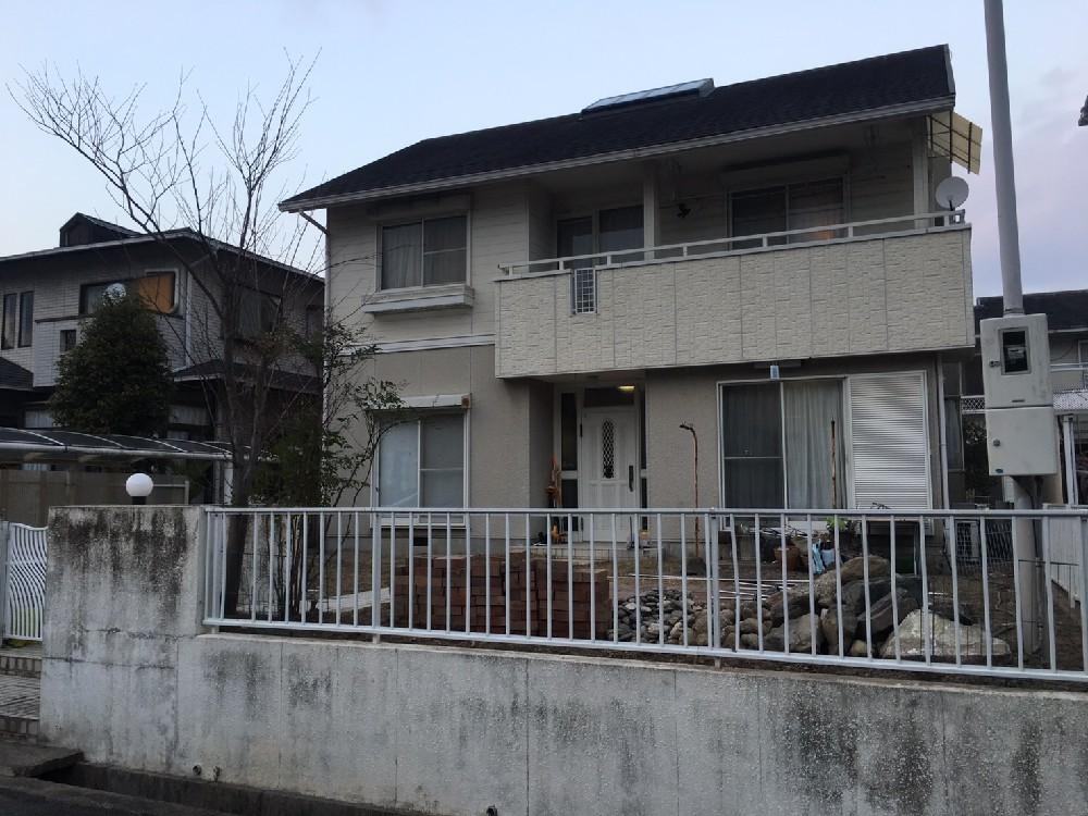 三重県 東員町 H様邸 外壁・屋根塗装