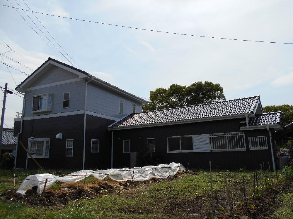 あま市 N様邸 外壁・屋根塗装
