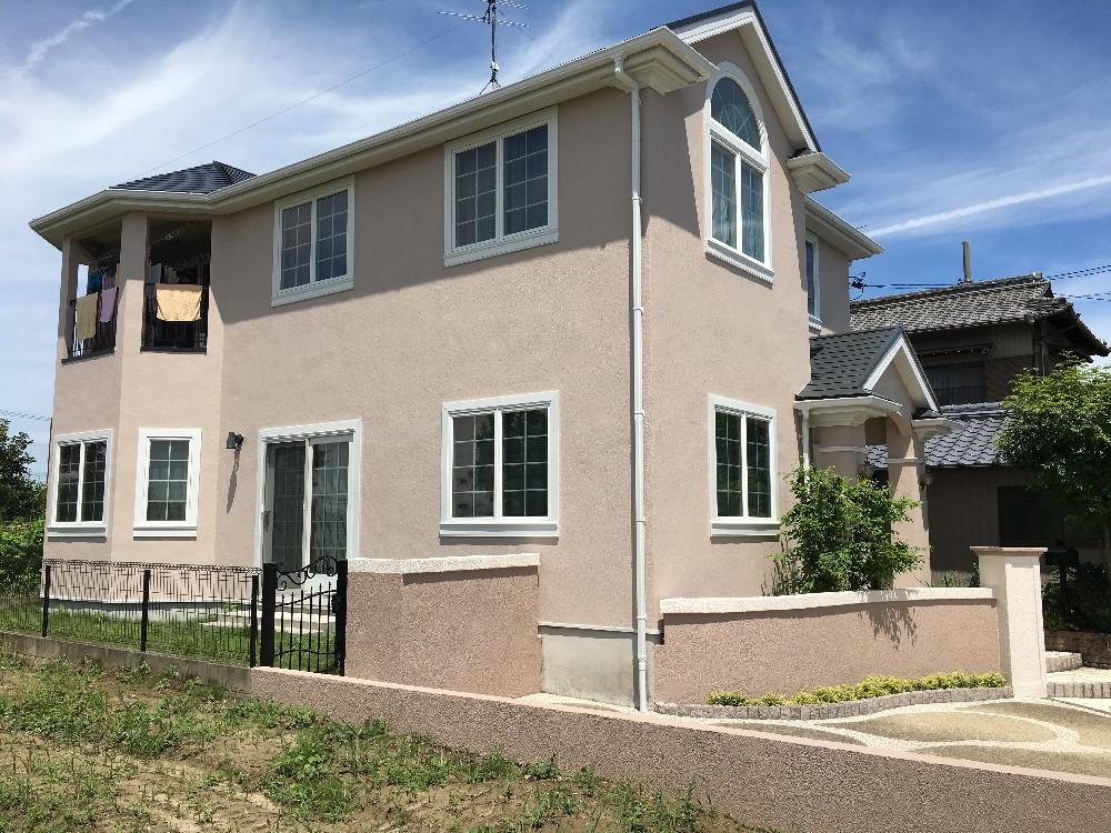 稲沢市 T様邸 外壁・屋根塗装