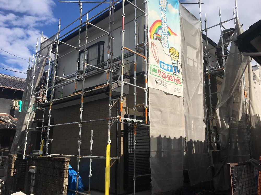 年内の住宅塗装完了!!