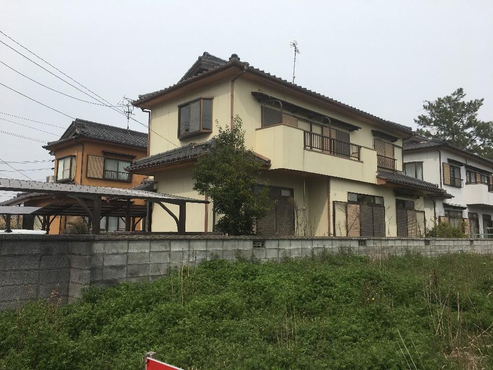 稲沢市 K様邸 外壁塗装