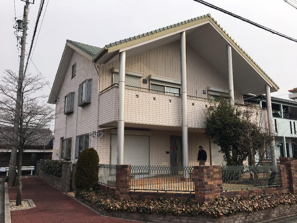 中川区 S様邸 外壁塗装