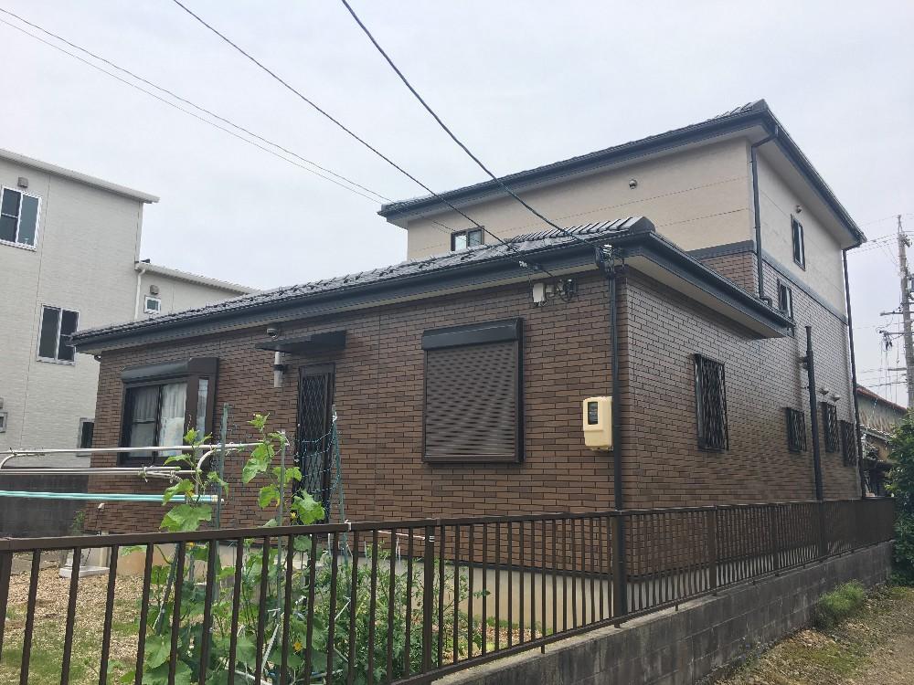 豊山町 O様邸 外壁塗装