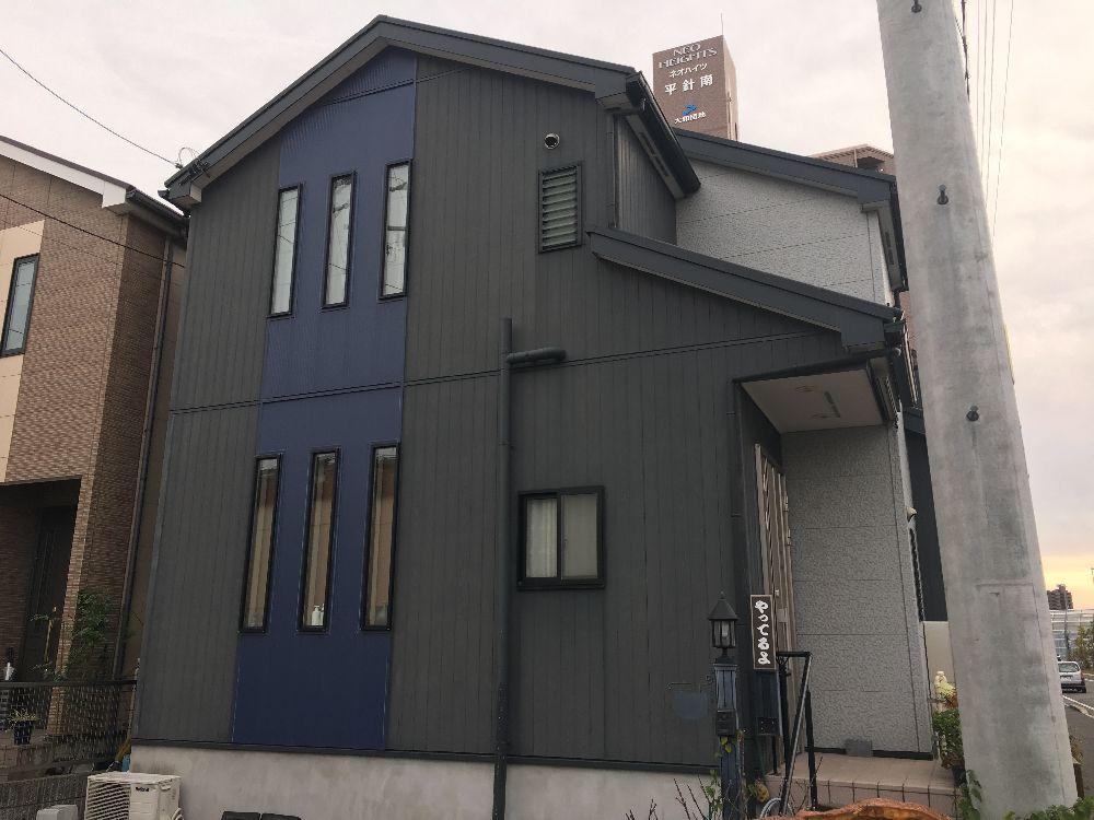 天白区 M様邸 外壁・屋根塗装