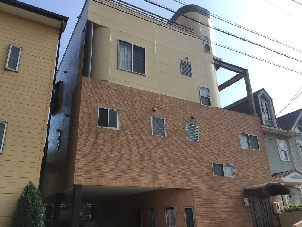 南区 F様邸 外壁塗装
