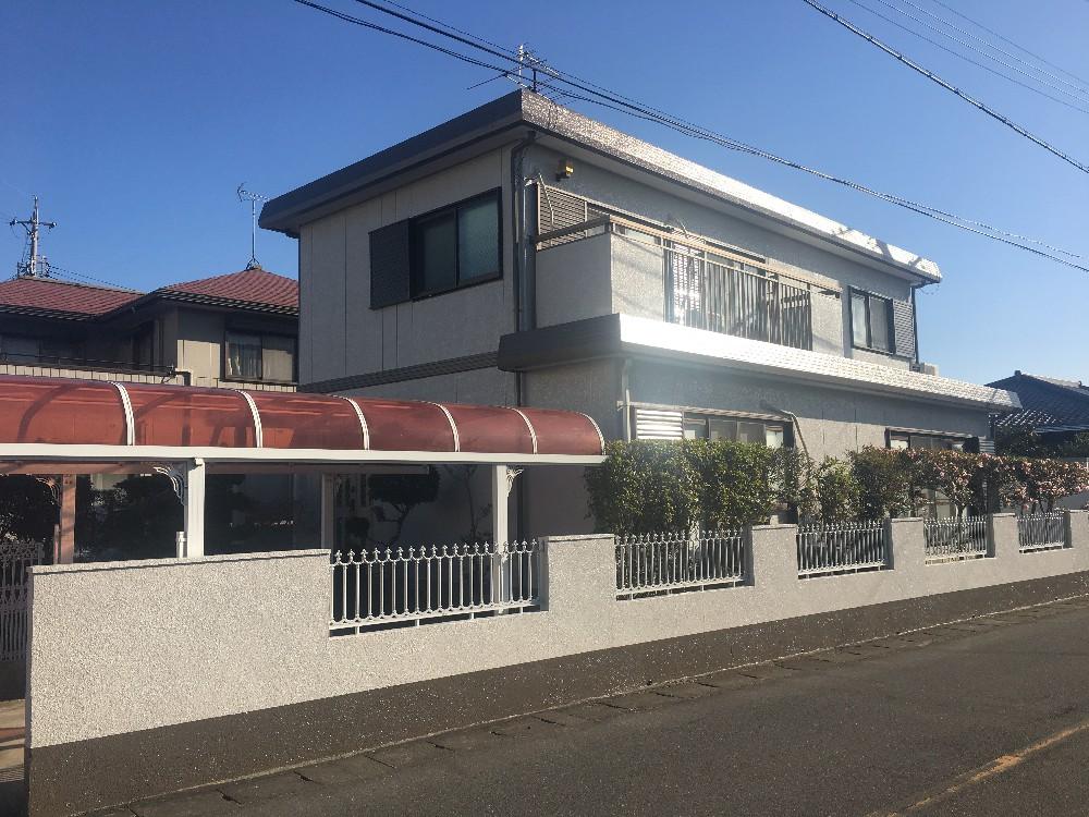 稲沢市 M様邸 外壁・屋根塗装