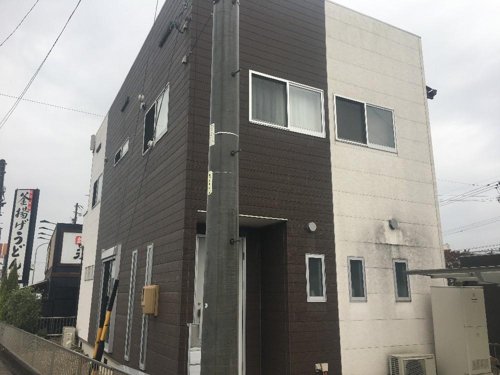 春日井市 M様邸 外壁塗装