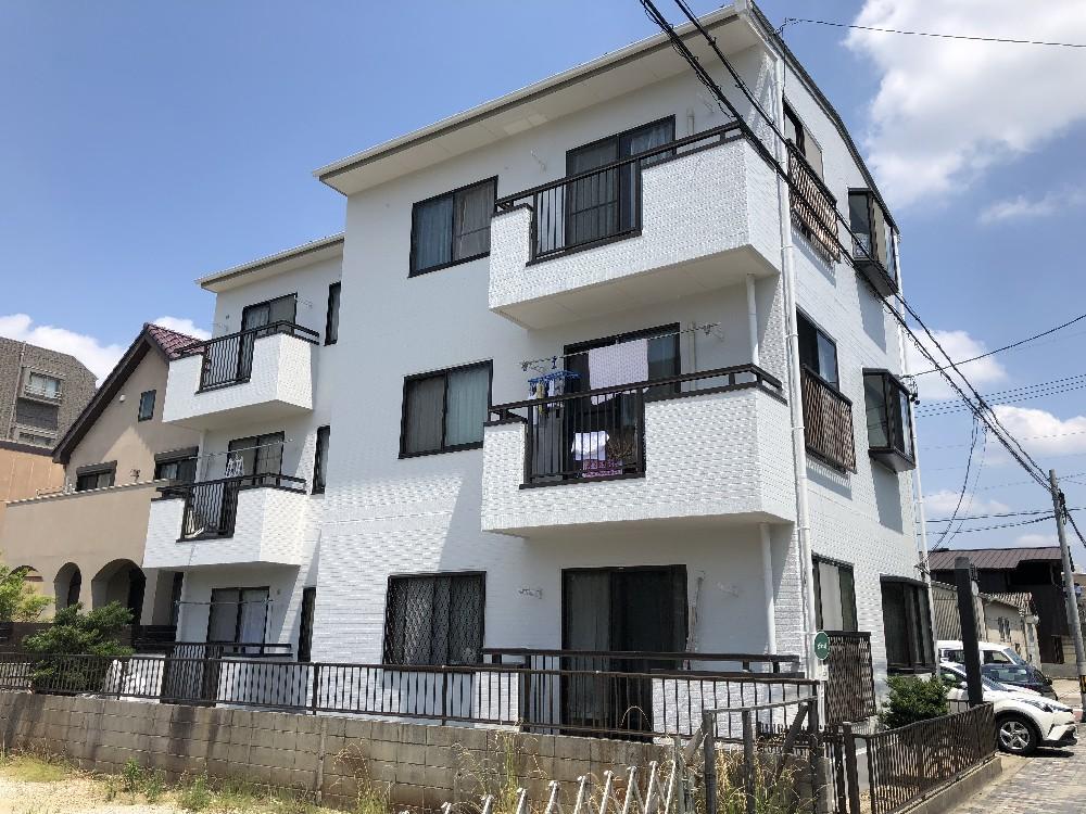 昭和区 マンション 外壁塗装・防水