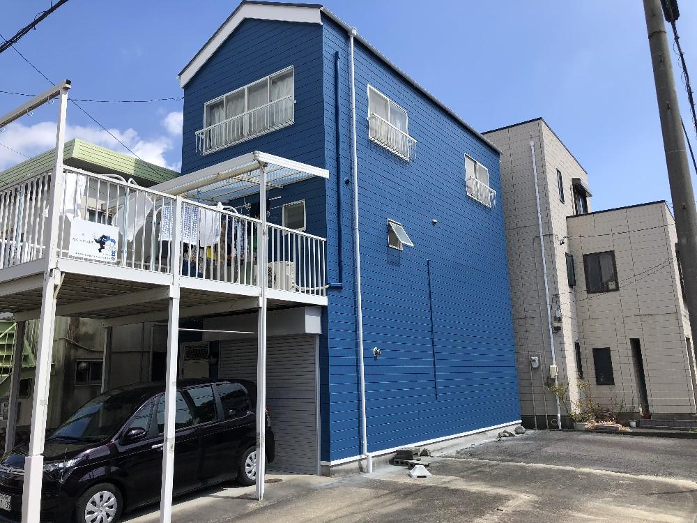 中村区 Y様邸 外壁・屋根塗装