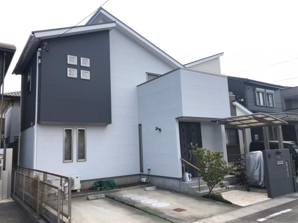 清須市 I様邸 外壁・屋根塗装