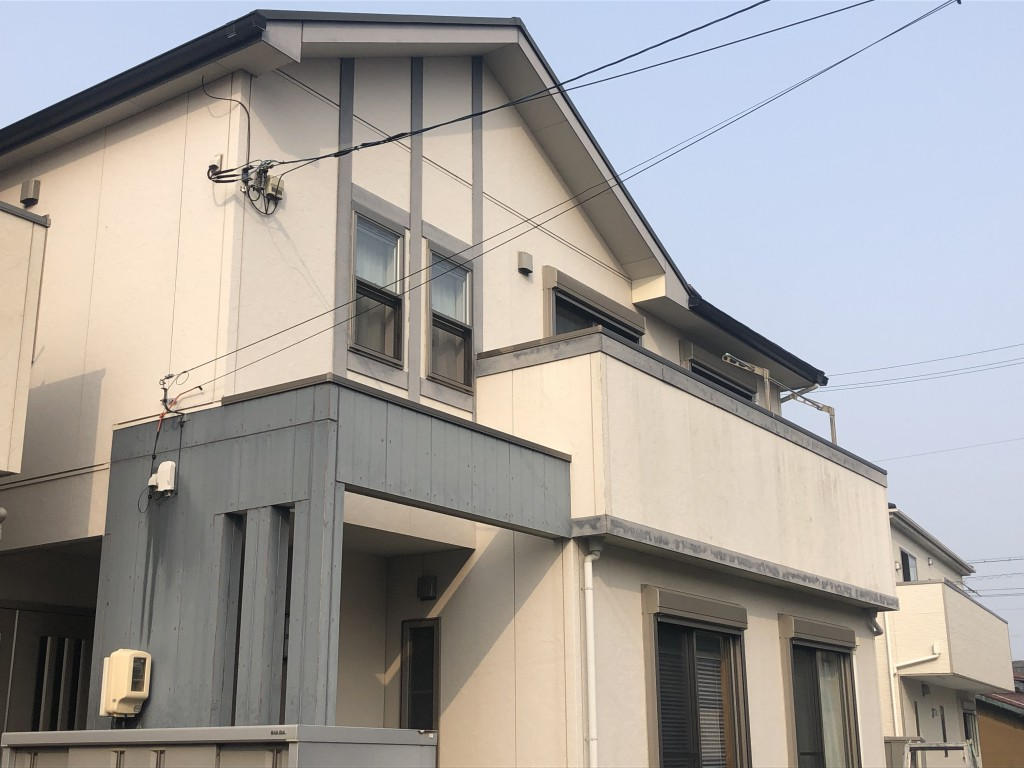 大治町 W様邸 外壁・屋根塗装