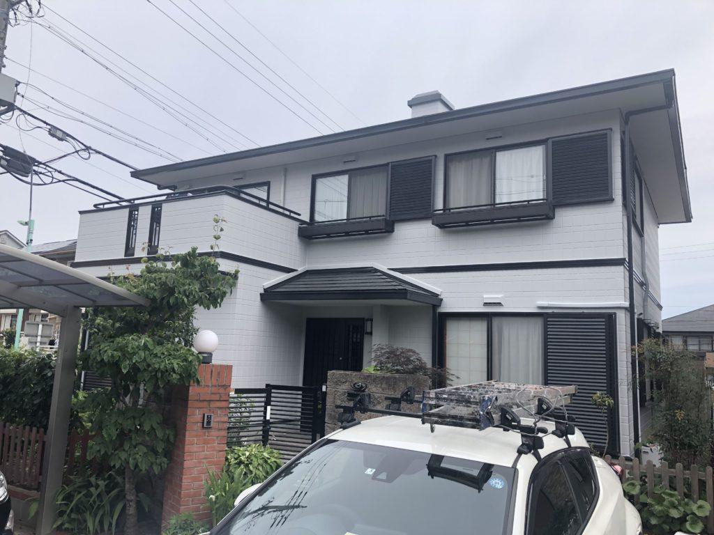 緑区 S様邸 外壁・屋根塗装