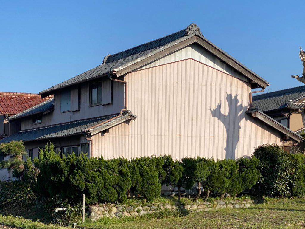 津島市 I様邸 外壁塗装