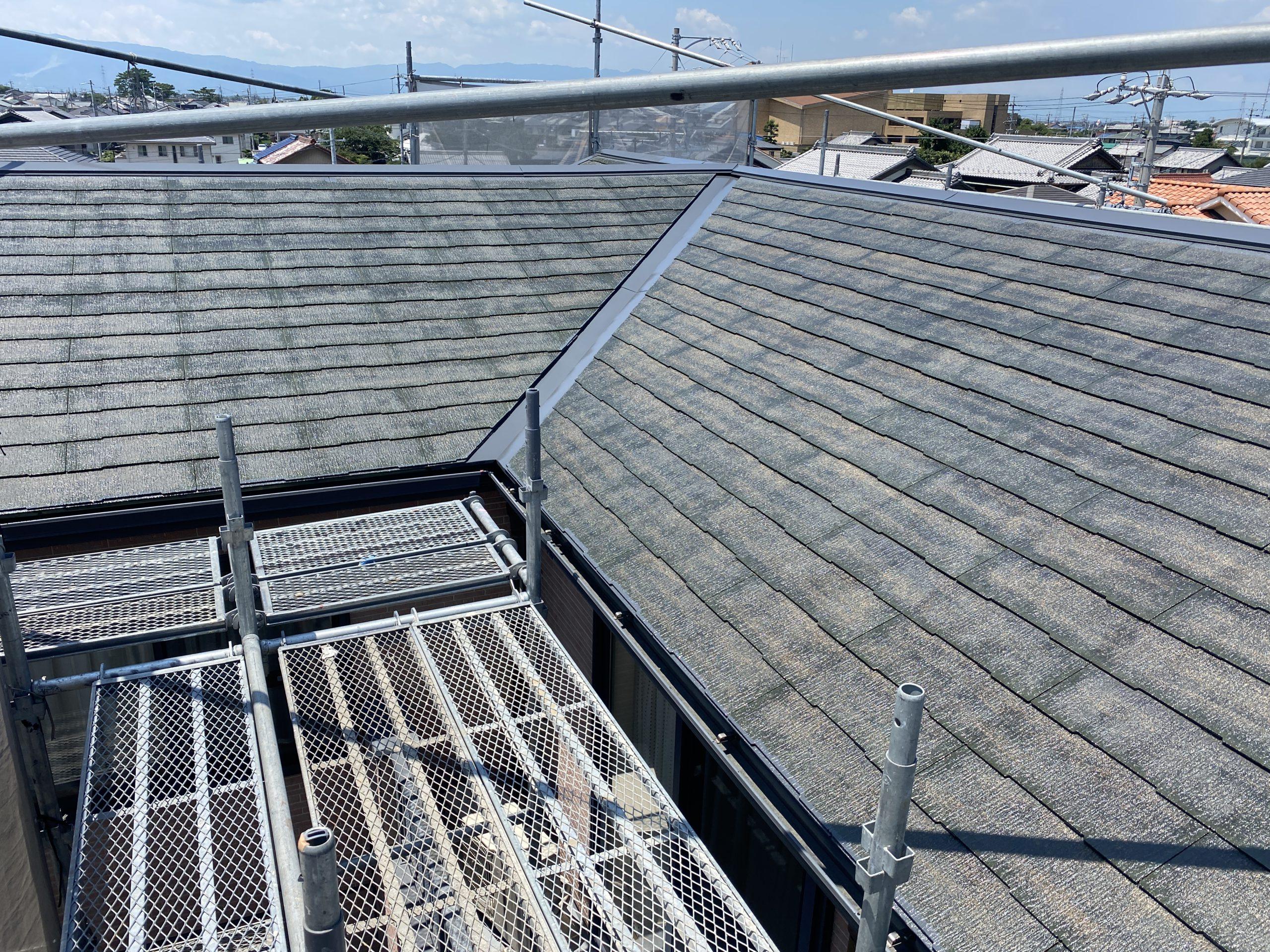 愛西市で屋根塗装!重要なのは・・・